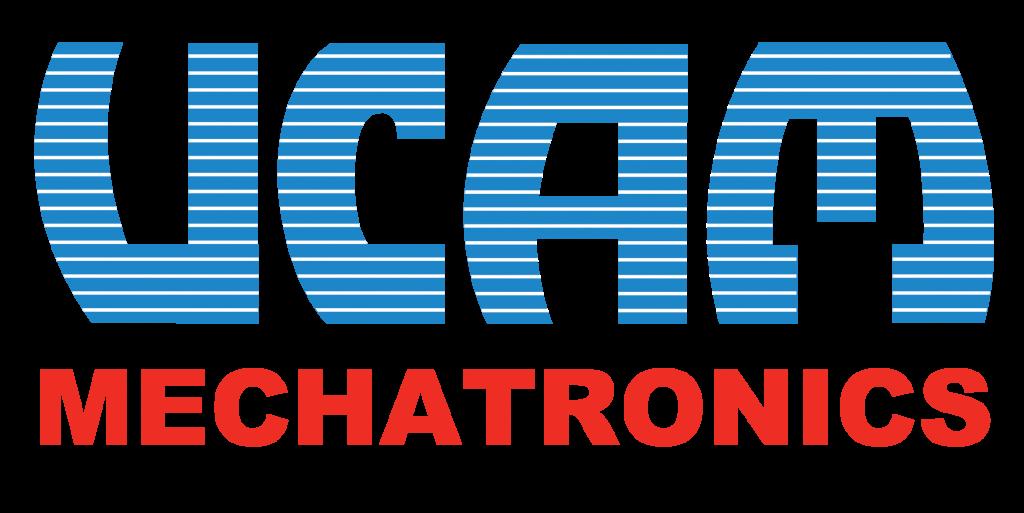 UCAM Mechatronics logo