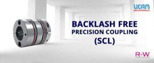 Backlash free precision couplings SCL